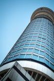 Torre de BT Imágenes de archivo libres de regalías