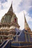 Torre 1 de Buda de Royal Palace en Bankok Imágenes de archivo libres de regalías