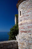 Torre de Budva Fotos de Stock