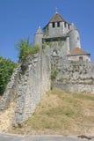 Torre de Caesars en Provins Francia Fotos de archivo libres de regalías