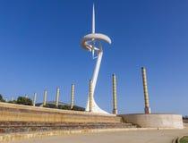 Torre De Calatrava Royalty Free Stock Photo