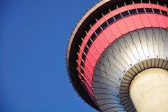 Torre de Calgary Foto de archivo