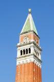 Torre de Campanila Fotos de archivo libres de regalías