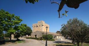 Torre de Canyamel,马略卡 免版税图库摄影