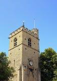 Torre de Carfax, Oxford, Reino Unido Fotos de archivo libres de regalías