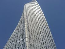 Torre de Cayan, Dubai, uae, fotos de archivo