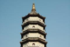 Torre de China Imagen de archivo libre de regalías