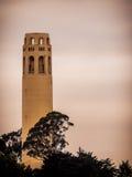 Torre de Coit Fotos de archivo