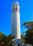 Torre de Coit, San Francisco Imagem de Stock Royalty Free