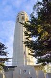 Torre de Coit, San Francisco Fotografía de archivo libre de regalías