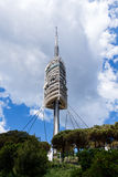 Torre de Collserola Royalty Free Stock Photos
