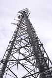 Torre de comunicação Foto de Stock