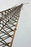 Torre de comunicações 01 Fotografia de Stock