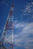 Torre de comunicações 1 Fotografia de Stock Royalty Free