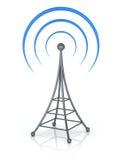 Torre de comunicações ilustração stock