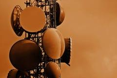 Torre de comunicações Imagem de Stock