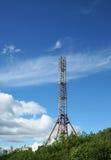 Torre de comunicações Imagens de Stock