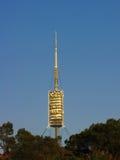 Torre de comunicación Fotografía de archivo