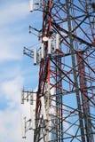 Torre de comunicaciones Fotografía de archivo