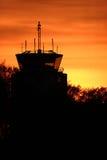 Torre de control Imagenes de archivo