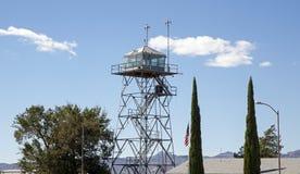 Torre de control de Kingman Imagen de archivo libre de regalías