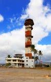 Torre de control de la isla de Ford Imagenes de archivo