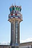 Torre de control del aeropuerto Foto de archivo libre de regalías