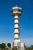Torre de controlador aéreo Foto de Stock Royalty Free