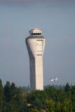 Torre de controlo 3 imagens de stock