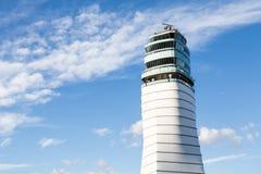 Torre de controlo de Viena Fotos de Stock