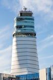 Torre de controlo de Viena Fotografia de Stock Royalty Free