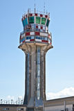 Torre de controlo do aeroporto Foto de Stock Royalty Free