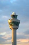 Torre de controlo do aeroporto Fotos de Stock