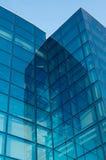Torre de cristal Imágenes de archivo libres de regalías