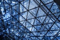 Torre de cristal Fotografía de archivo libre de regalías