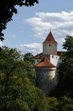 A torre de Daliborka Fotos de Stock Royalty Free