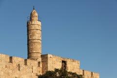 Torre de David Fotos de archivo