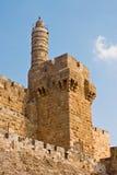 Torre de David Imagem de Stock