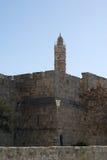 Torre de David Fotografía de archivo