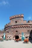 Torre de Der Wrangel Imágenes de archivo libres de regalías