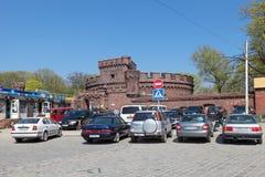 Torre de Der Wrangel Imagenes de archivo