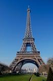 Torre de Effel Foto de archivo libre de regalías
