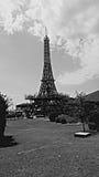 Torre de Eiffla del búlgaro Imagen de archivo libre de regalías