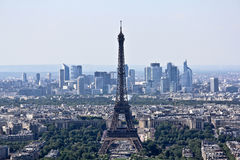 Torre de Eiffle Imagens de Stock Royalty Free