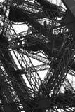 Torre de Eiffle parís francia Foto de archivo libre de regalías