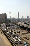 Torre de El Cairo Imagen de archivo libre de regalías