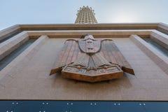 Torre de El Cairo imagenes de archivo