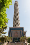 Torre de El Cairo Imagen de archivo