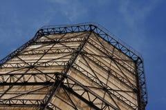 Torre de enfriamiento del generador Foto de archivo