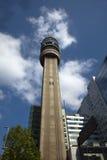 Torre de Entel, Santiago de Chile Fotografía de archivo libre de regalías